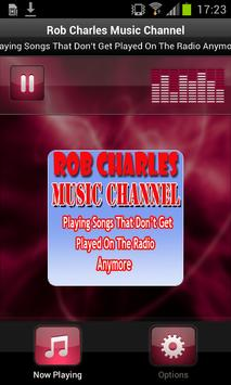 Rob Charles Music Channel poster