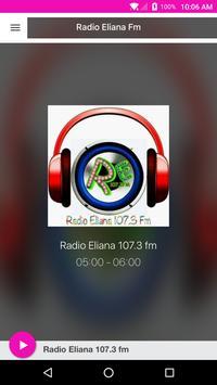 Radio Eliana Fm poster