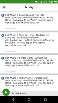 All Irish Radio screenshot 1