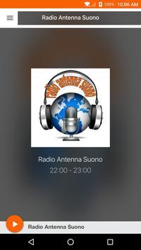 Radio Antenna Suono poster