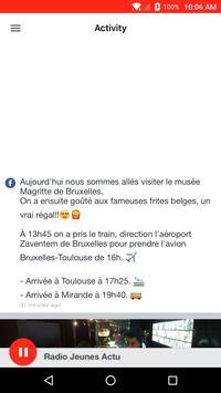 Radio Jeunes Actu apk screenshot