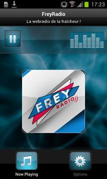 FreyRadio poster