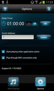 FreyRadio screenshot 1