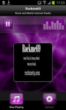 Rockme69 poster