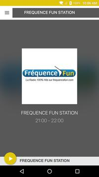 FREQUENCE FUN STATION poster