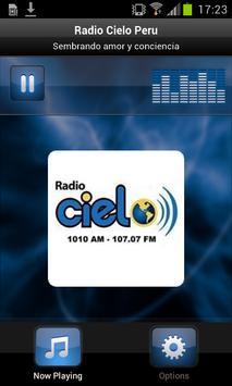 Radio Cielo Peru poster