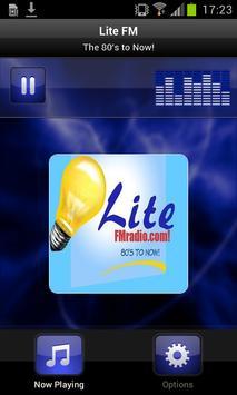 Lite FM poster