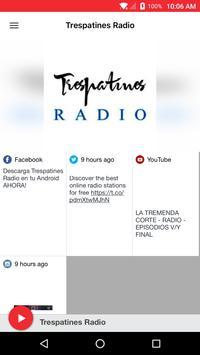 Trespatines Radio poster