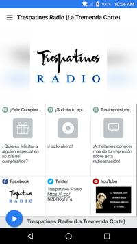 Trespatines Radio (La Tremenda Corte) poster