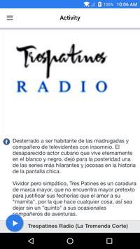 Trespatines Radio (La Tremenda Corte) apk screenshot