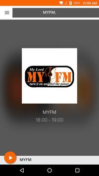 MYFM. poster