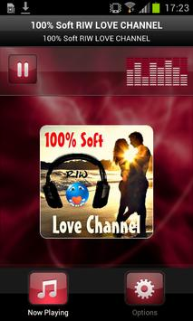 100% Soft RIW LOVE CHANNEL poster