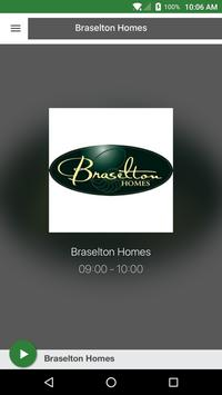 Braselton Homes poster