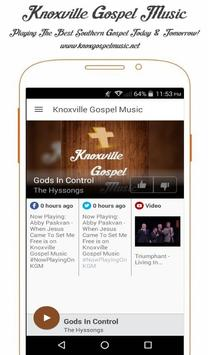 Knoxville Gospel Music screenshot 2
