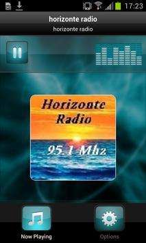 horizonte radio poster