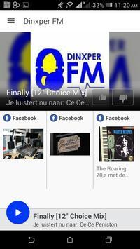 Dinxper FM poster