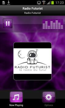 Radio Futurist poster