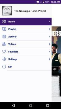 The Nostalgia Radio Project apk screenshot