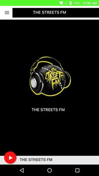 THE STREETS FM poster
