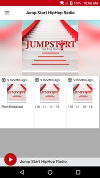 Jump Start HipHop Radio poster