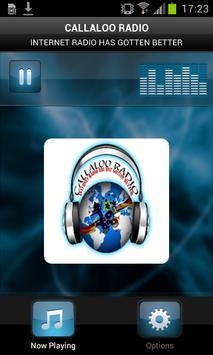 CALLALOO RADIO poster