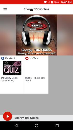 Energy 106 Online for Android - APK Download