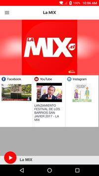 La MIX poster