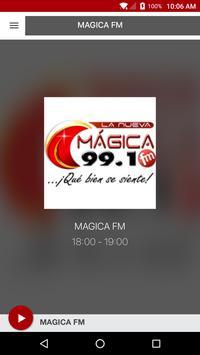 MAGICA FM poster
