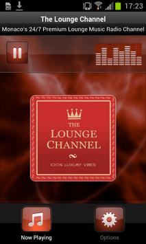 The Lounge Channel Cartaz