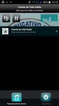 Fuente de Vida Radio screenshot 3