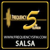 FREQUENCY5FM - SALSA icon