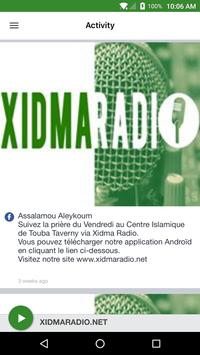 XIDMARADIO.NET apk screenshot