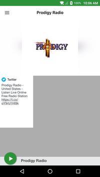 Prodigy Radio poster