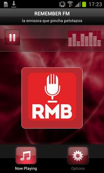REMEMBER FM poster