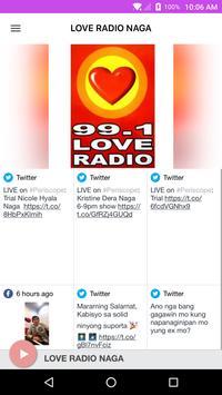 LOVE RADIO NAGA poster