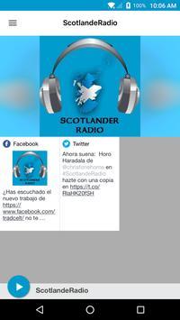ScotlandeRadio poster