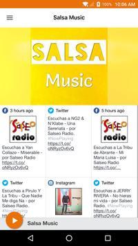 Salsa Music\ poster