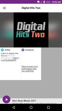 Digital Hits Two poster