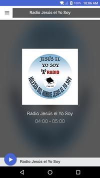 Radio Jesús el Yo Soy poster