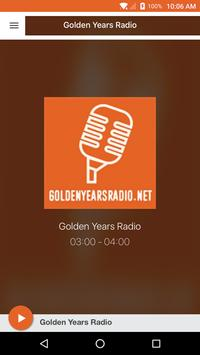 Golden Years Radio poster