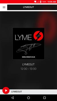 LYMEOUT poster