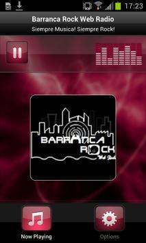 Barranca Rock Web Radio poster