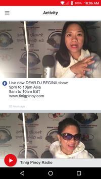 Tinig Pinoy Radio screenshot 1
