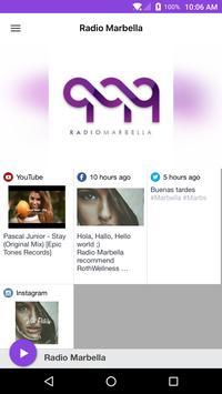 Radio Marbella poster