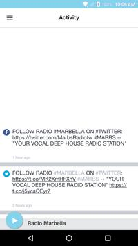 Radio Marbella screenshot 1