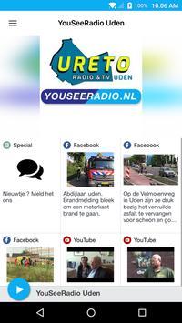 YouSeeRadio Uden постер