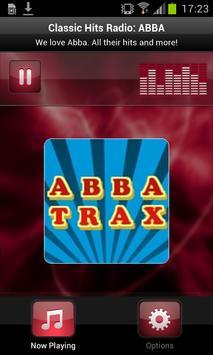 Classic Hits Radio: ABBA poster