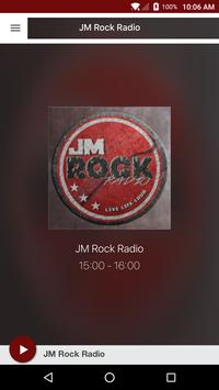 JM Rock Radio poster