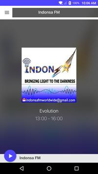 Indonsa FM poster