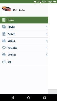KNL Radio screenshot 1